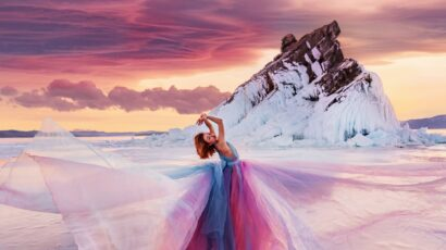 Baikal Fairytale by Kristina Makeeva