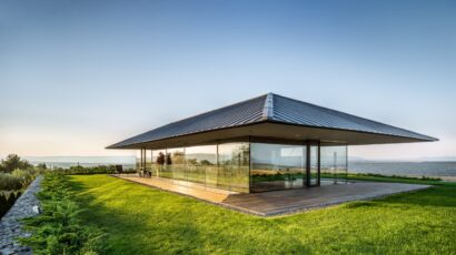 Observation House - Private Residency by Assen Emilov