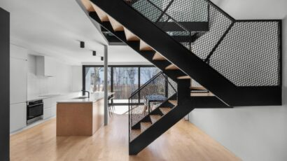 Dessier residence by naturehumaine