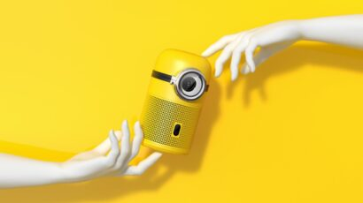 Minions Smart Projector by Jerry C Season Jia Bowen Yang