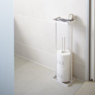 toilet-roll-stand-tray-white