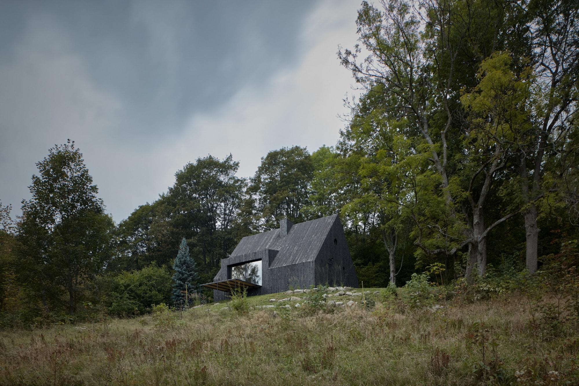 Cottage Pod Bukovou by Mjölk architekti