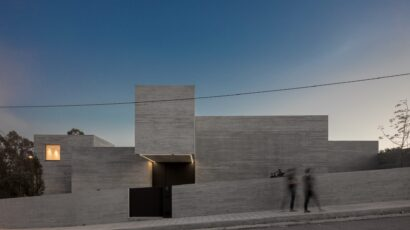 MF House by spaceworkers