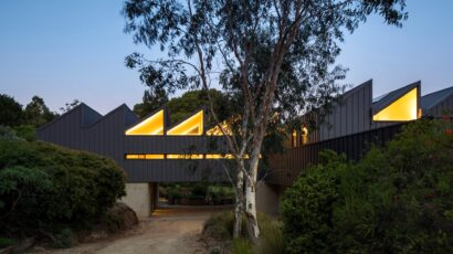 CLT House by FMD Architects